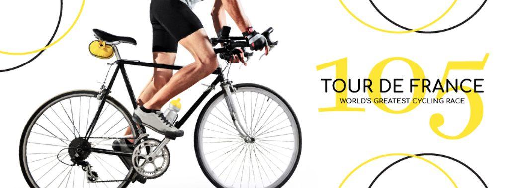 Tour de France Annoucement — Maak een ontwerp
