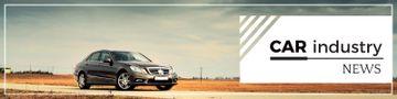 Car industry news banner