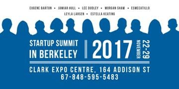 Startup summit in Berkeley