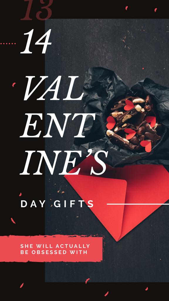 Festive Valentines Day Gift box — ein Design erstellen