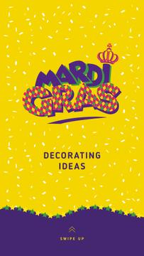 Mardi Gras Decorating ideas Offer