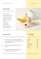 Easy Breakfast Recipes Ad