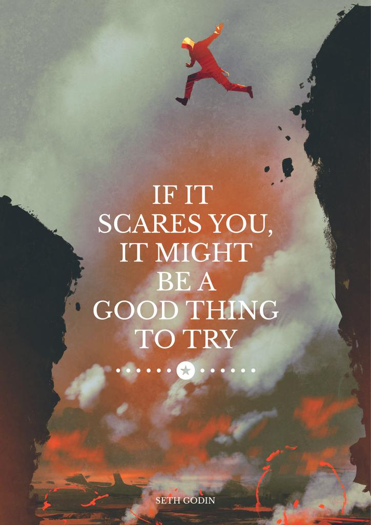 Extreme motivation poster — Створити дизайн