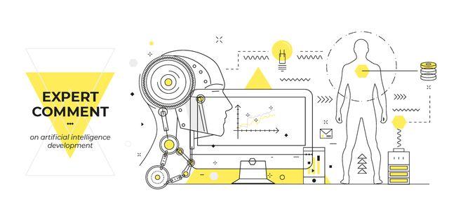 developing robotic technology Image Modelo de Design