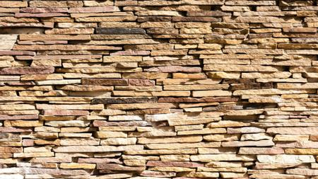 Plantilla de diseño de Old brick Wall Zoom Background