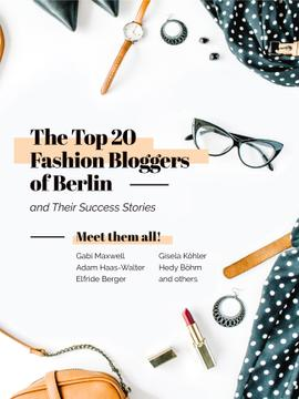 Fashion Blogs promotion with Stylish outfit