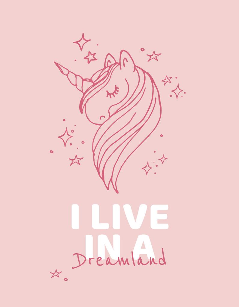 Childhood Dreams inspiration with Unicorn —デザインを作成する