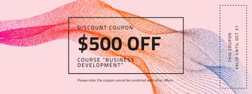 Discount Offer on Business Course