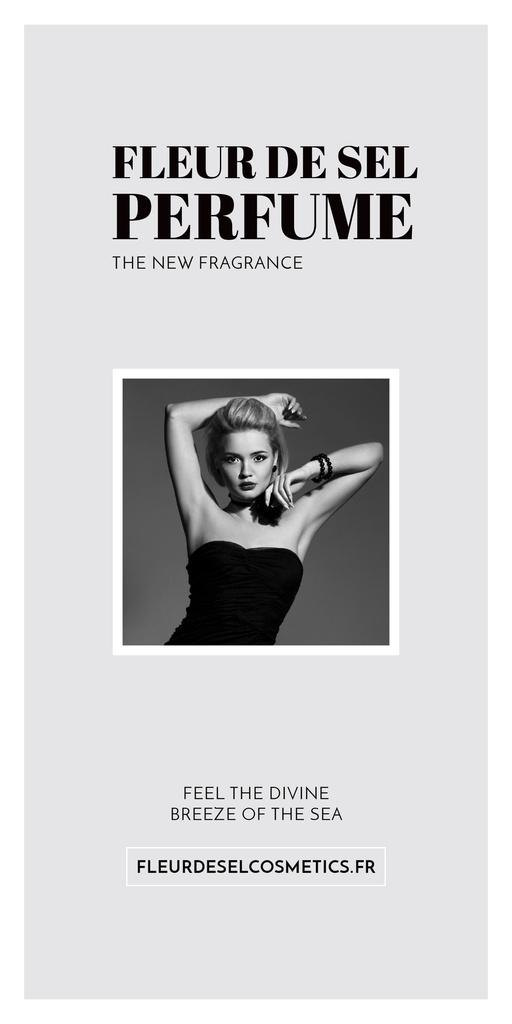 Fleur de Sel perfume — Crear un diseño