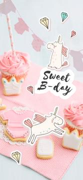 Sweets for kids Birthday party