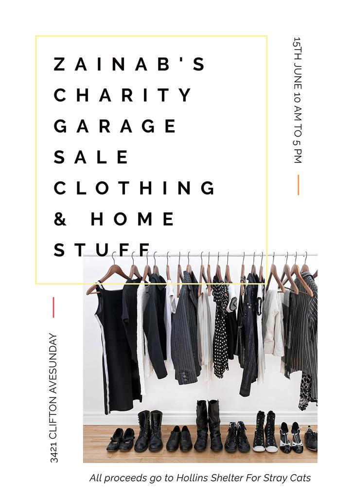Zainab's charity Garage — Create a Design