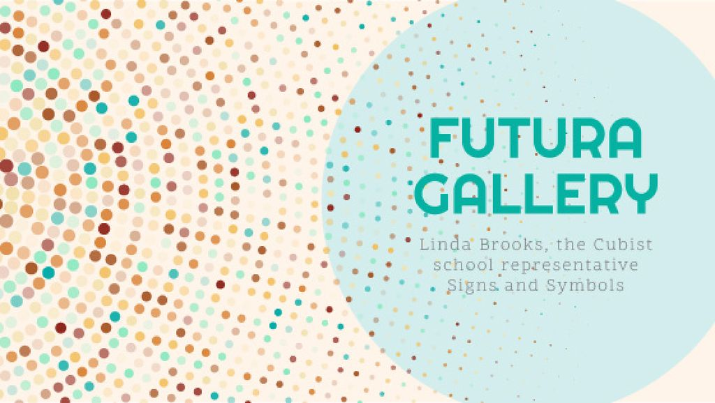Futura gallery banner — Create a Design