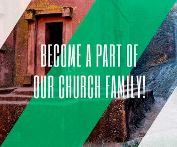 Become a part of our church family