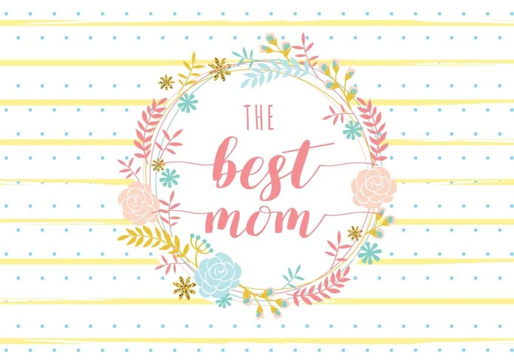 Mother's day greeting card — Create a Design