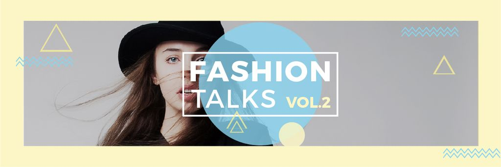 Fashion talks Annoucement — Modelo de projeto