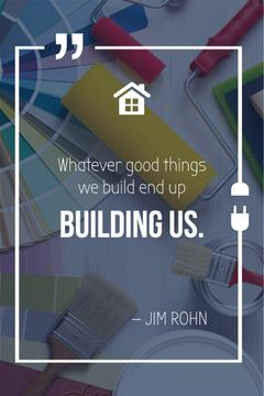 Building Quote Tools for Home Renovation | Pinterest Template