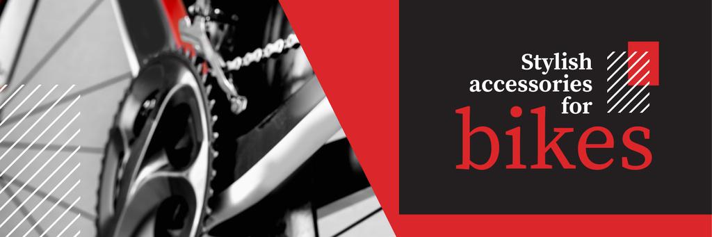 Banner for bicycle store  — Maak een ontwerp