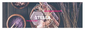 Aromatherapy in Stella beauty center poster