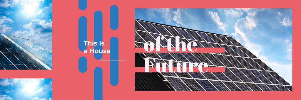 Solar panel surface — Crea un design