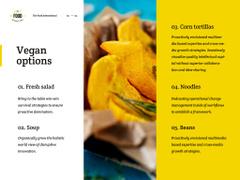 Vegan options at Fast food restaurants
