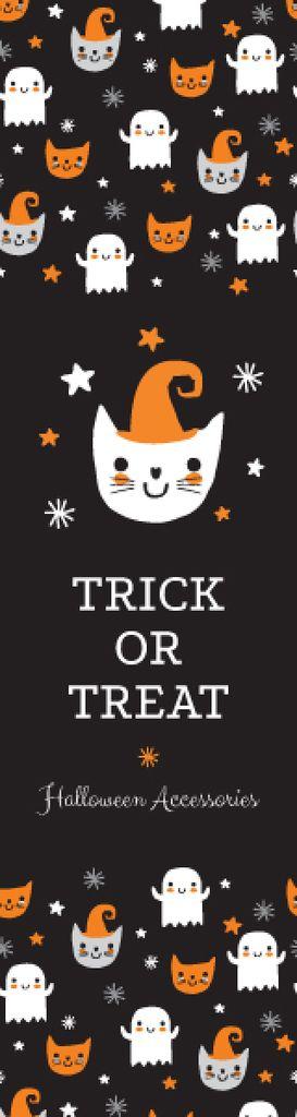 Halloween funny cat — Create a Design
