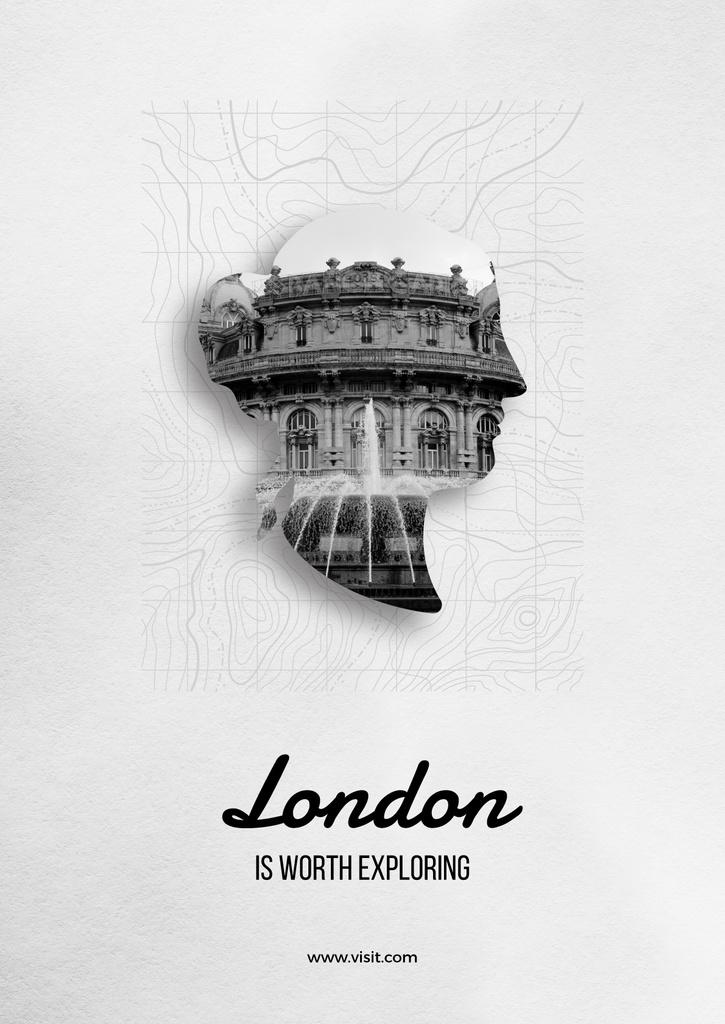 London tour advertisement — ein Design erstellen