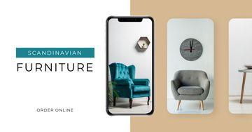 Online Furniture Shop Ad
