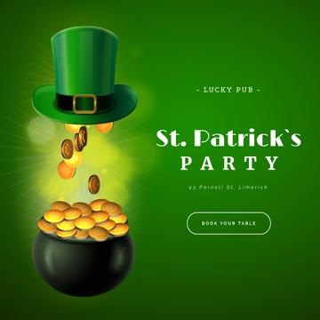Saint Patrick's Day celebration things