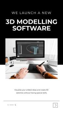 3D Modeling Software promotion