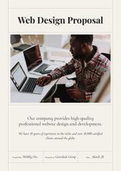 Web Design studio services