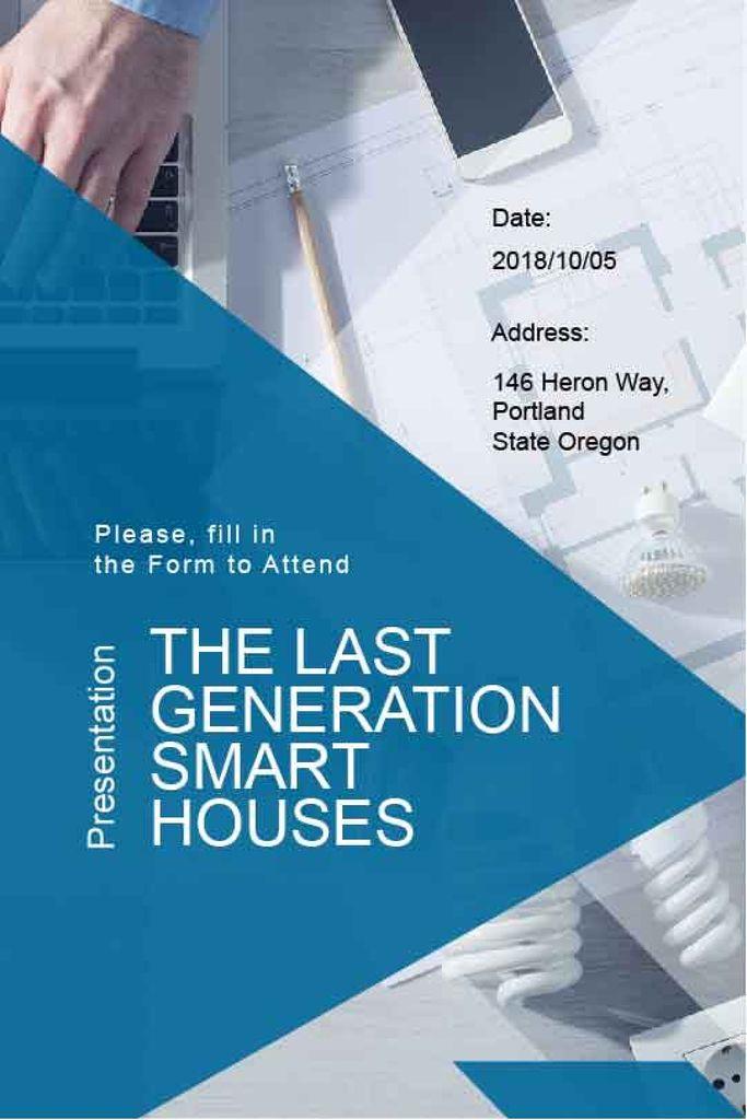 Presentation for smart houses expo — Create a Design