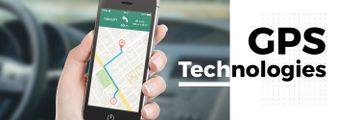 GPS technologies poster