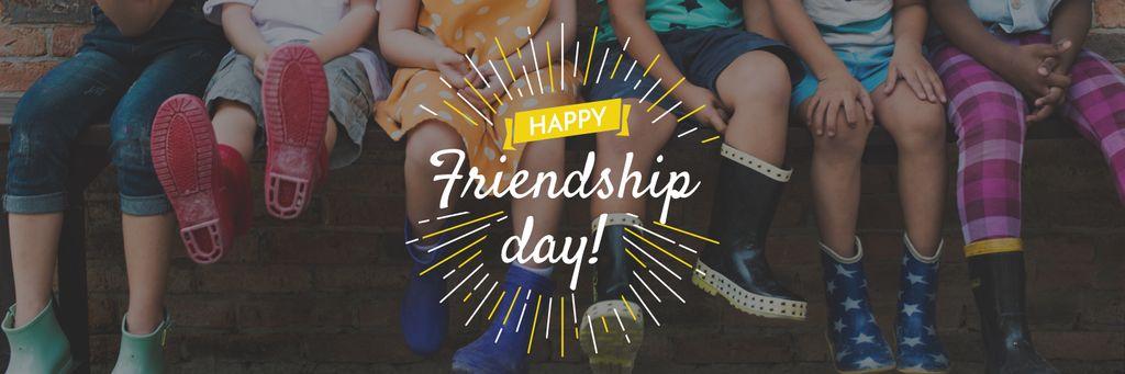 Happy Friendship day! — Create a Design