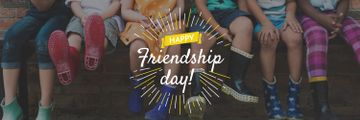 Happy Friendship day!
