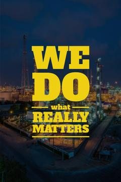 we do  what really matters banner