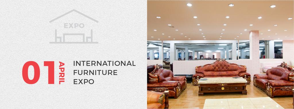 Interior Design Event with Vintage Furniture — Создать дизайн