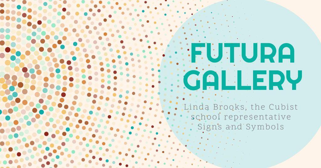Futura gallery Invitation — Create a Design