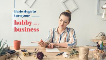 Basic steps to turn hobby into a business