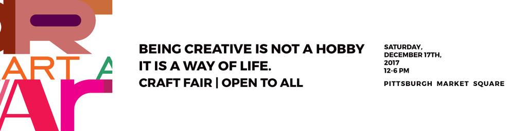 Citation about how to be a creative — Modelo de projeto