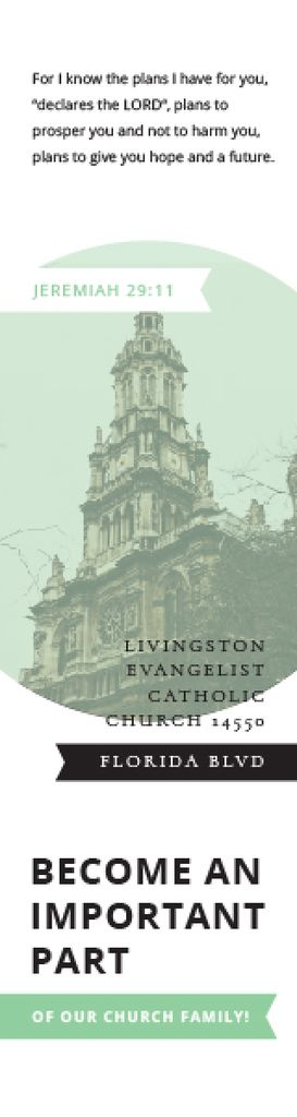 Livingston Evangelist Catholic Church — Maak een ontwerp