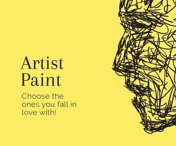 Artist Paint poster