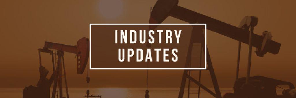 Industry updates Ad — ein Design erstellen