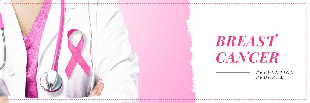 Doctor with pink ribbon — Crear un diseño