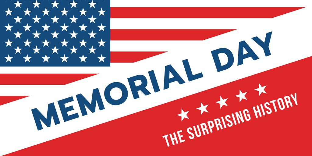 USA Memorial Day — Créer un visuel