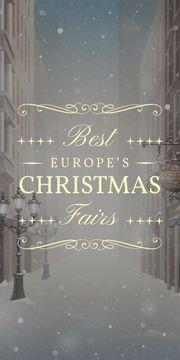 best europe's Christmas fairs banner