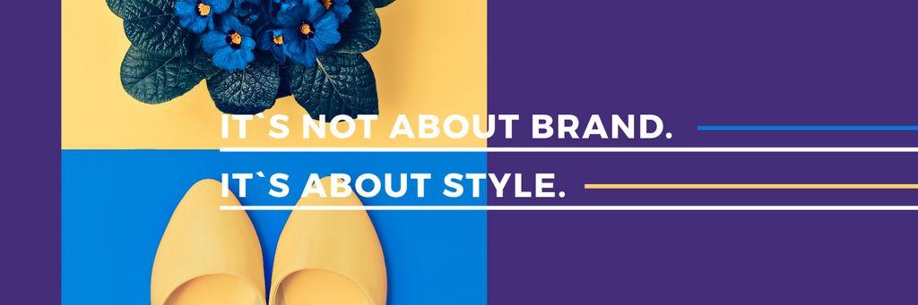 Fashion style banner — Crear un diseño