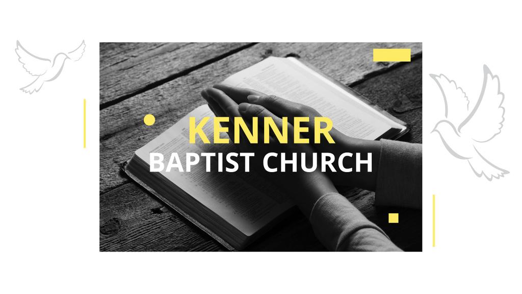 Kenner Baptist Church — Создать дизайн