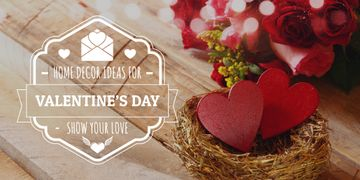 Valentine's Day Offer Heart in nest