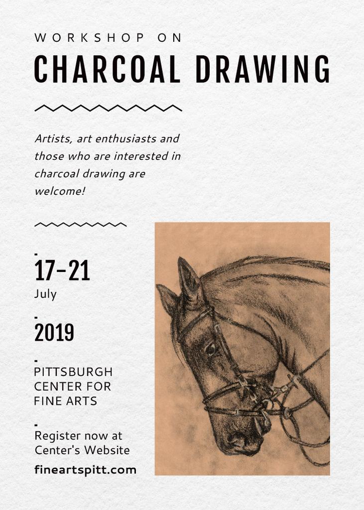 Pittsburgh Center for Fine Arts — Modelo de projeto