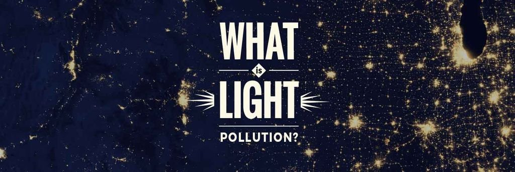 light pollution poster — Create a Design